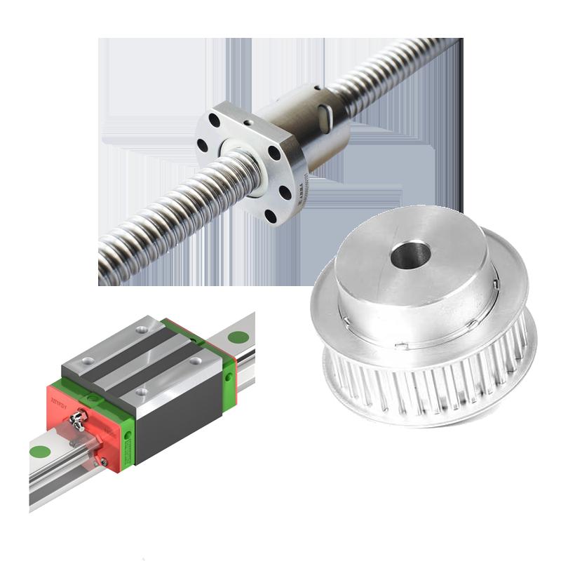 قطعات مکانیکی ماشین کاری شده دستگاه بسته بندی حبوبات و خشکبار